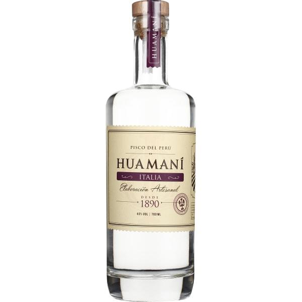 Huamani Pisco Italia 70CL