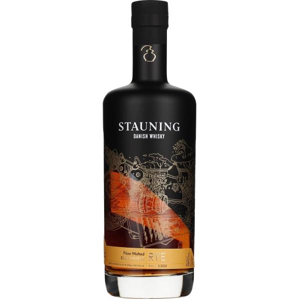 Stauning Rye Danish Whisky 70CL