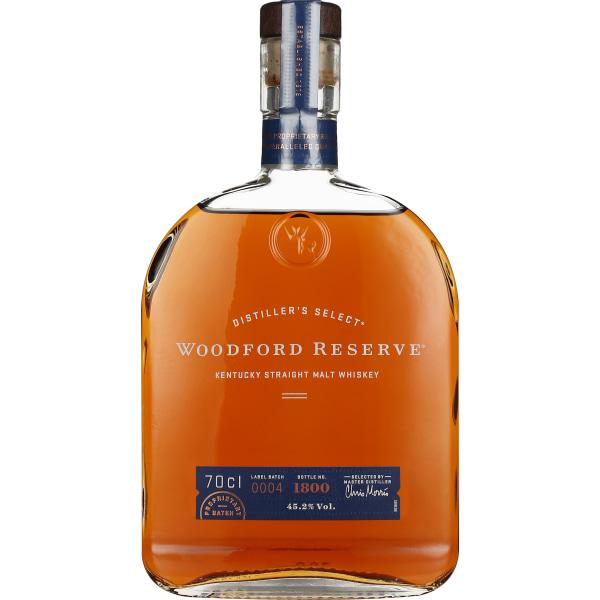 Woodford Reserve Malt Whiskey 70CL