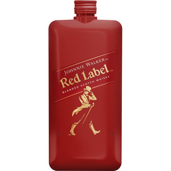 Johnnie Walker Red Label Pocket Scotch 20CL