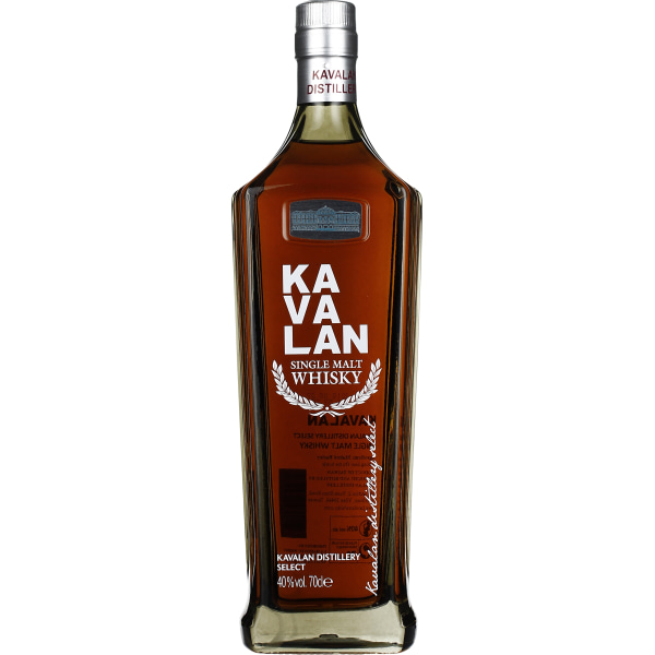 Kavalan Distillery Select Single Malt 70CL