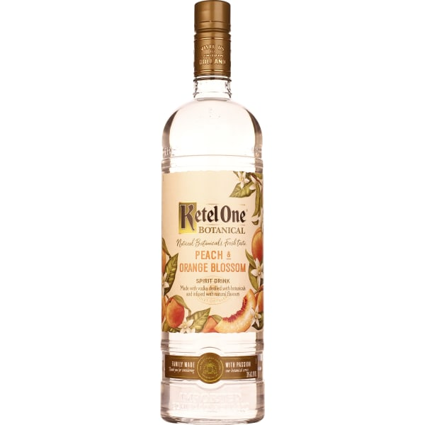 Ketel One Botanical Peach & Orange Blossom 1LTR