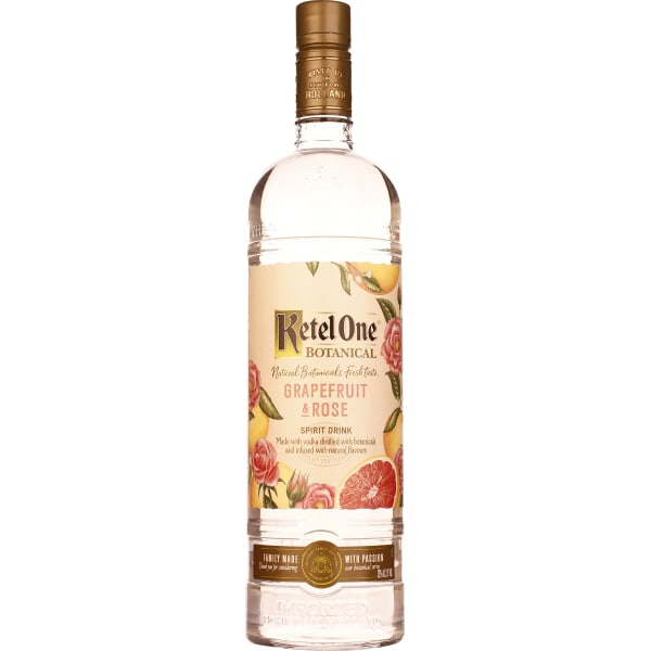 Ketel One Botanical Grapefruit & Rose 1LTR