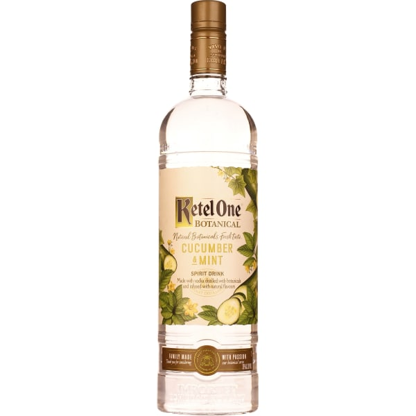 Ketel One Botanical Cucumber & Mint 1LTR