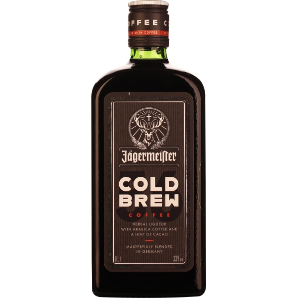 Jagermeister Cold Brew Coffee 50CL
