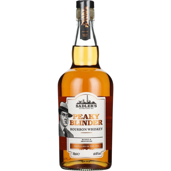 Peaky Blinder Bourbon Whiskey 70CL