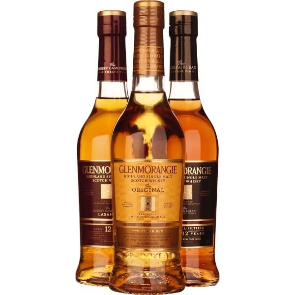 Glenmorangie Pioneering Mini Collection 3x35CL