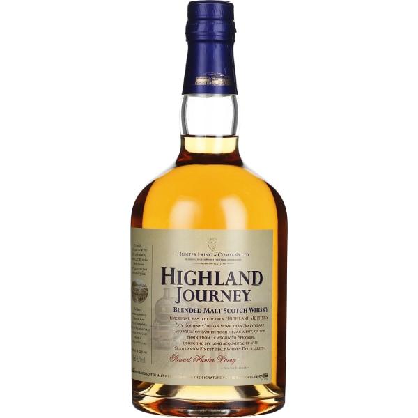 Highland Journey Highland Blended Malt 70CL