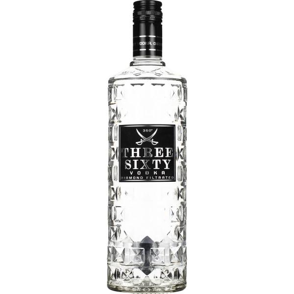 Three Sixty Vodka 1LTR