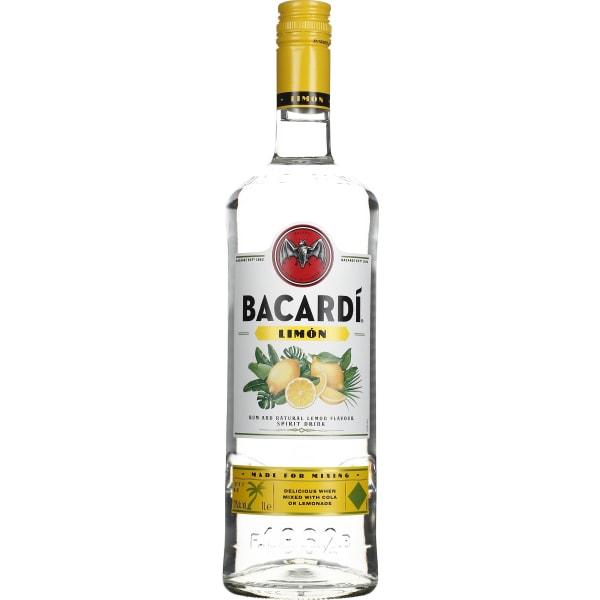 Bacardi Limon 1LTR