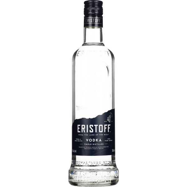 Eristoff Vodka 70CL