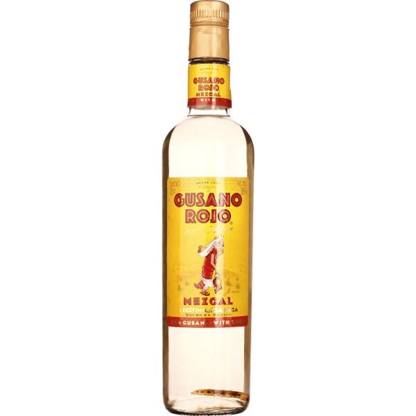 Gusano Rojo Mezcal 70CL