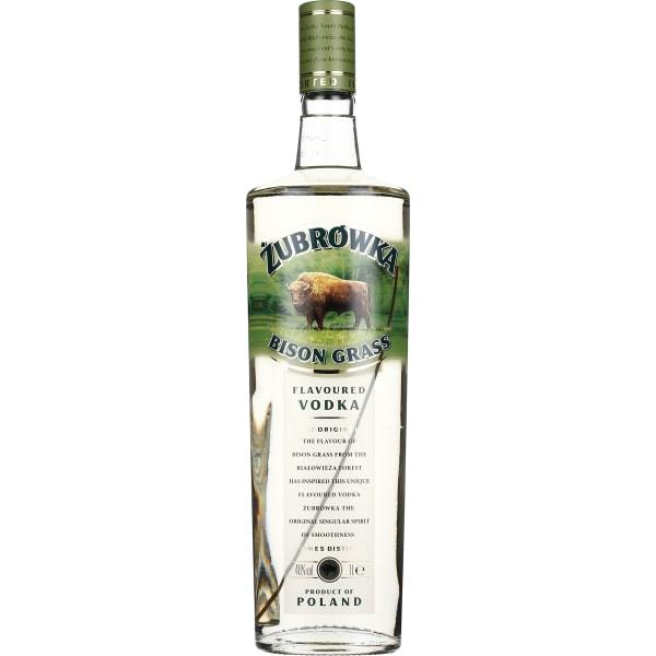 Zubrowka Vodka 1LTR