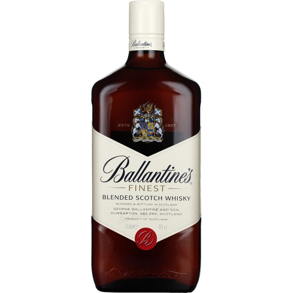 Ballantines Finest 1LTR
