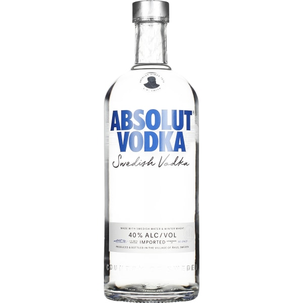 Absolut Vodka 1LTR