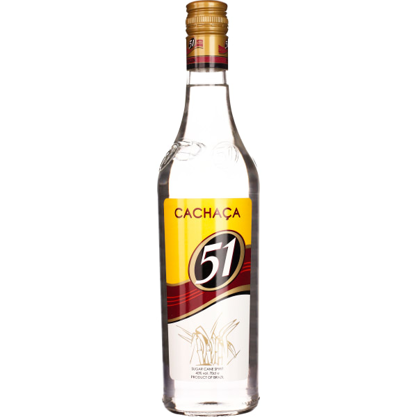 Cachaca 51 Pirassunung 70CL