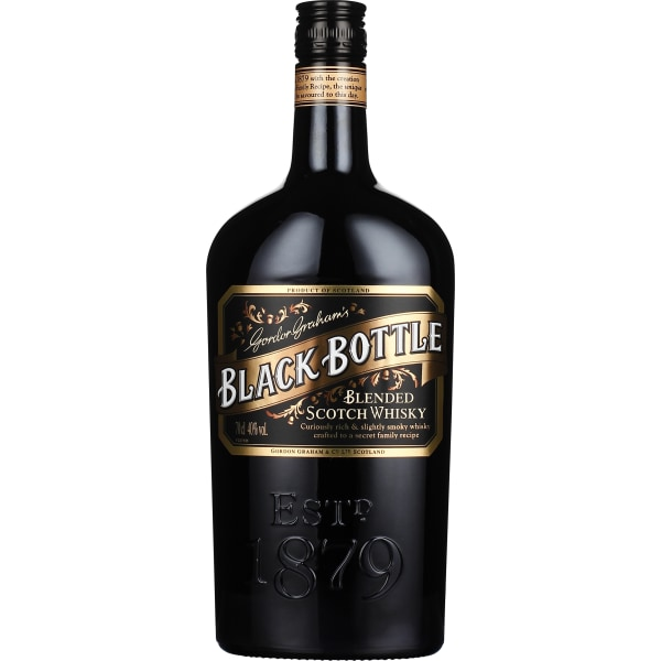 Black Bottle 70CL