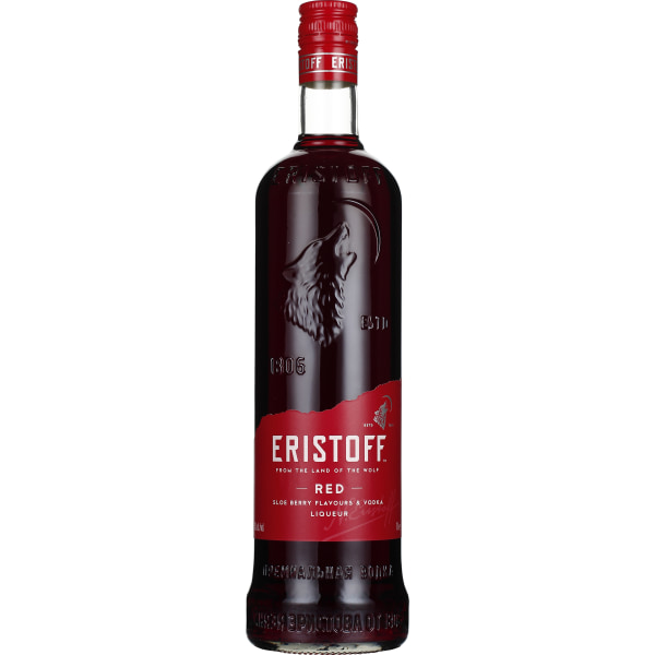Eristoff Red 1LTR