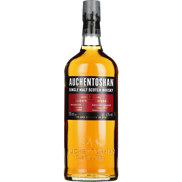 Auchentoshan 12 years Single Malt 70CL