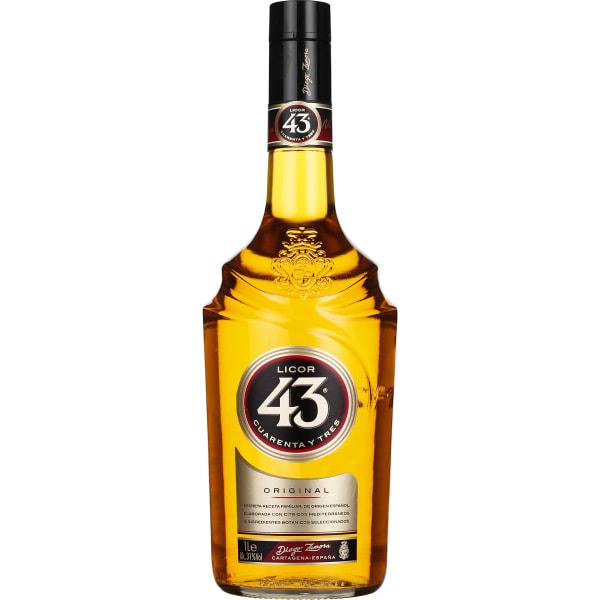 Licor 43 Cuarenta Y Tres 1LTR