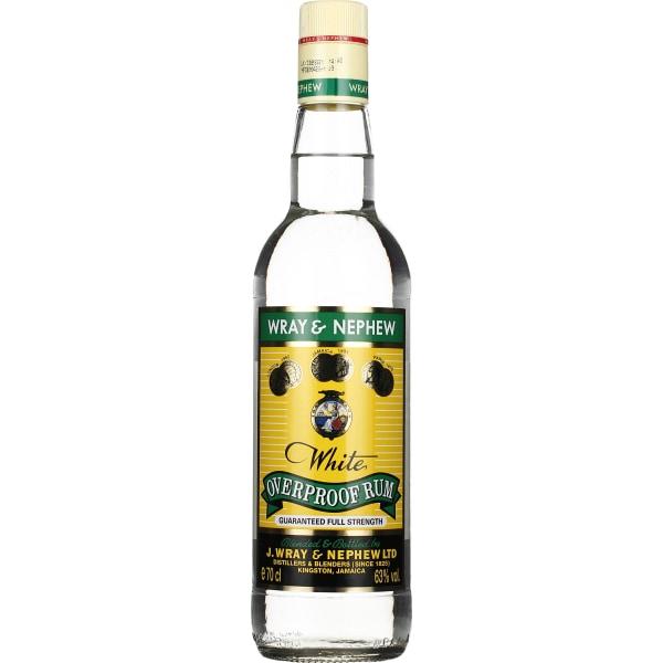 Wray & Nephew Overproof Rum 70CL