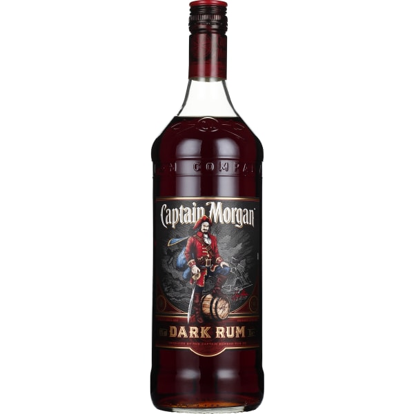 Captain Morgan Black Label 1LTR