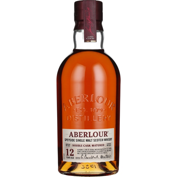 Aberlour 12 years Double Cask Matured 70CL