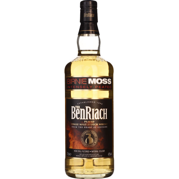 Benriach Birnie Moss - Intensely Peated 70CL