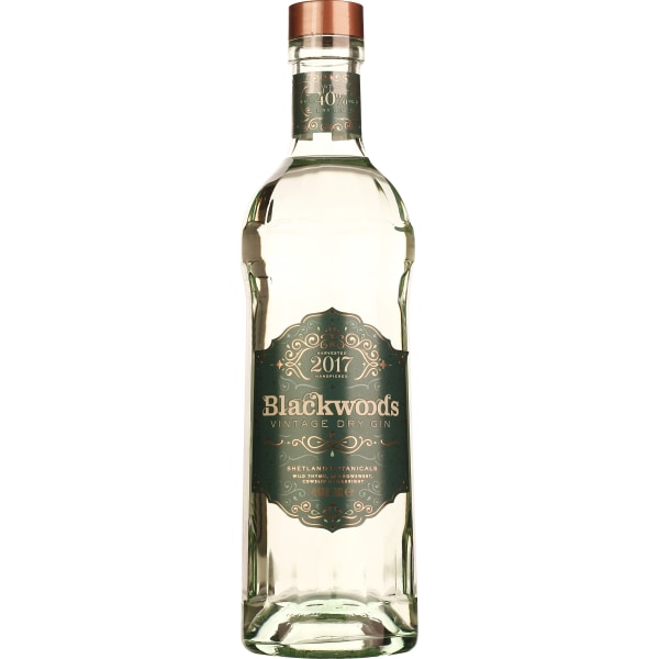 Blackwoods Dry Gin 70CL