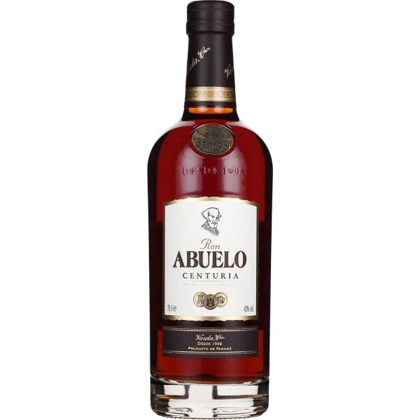 Abuelo 30 anos Centuria Rum 70CL