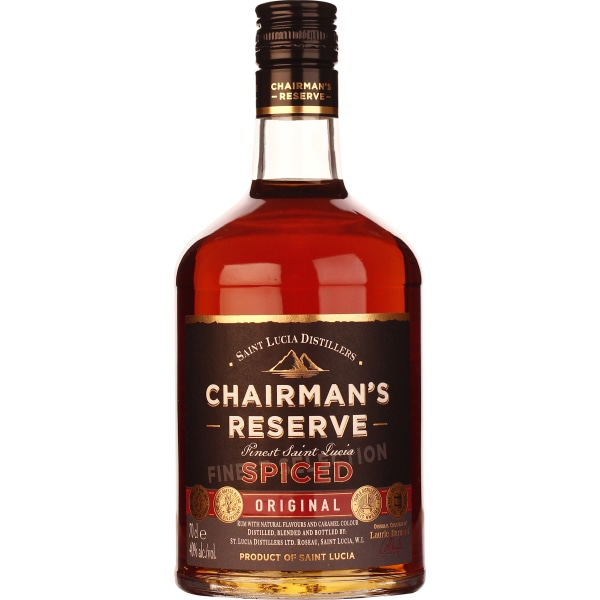 Chairmans Spiced Reserve Rum 70CL