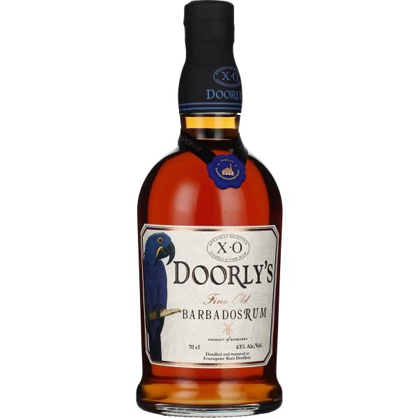 Doorlys Rum XO 70CL