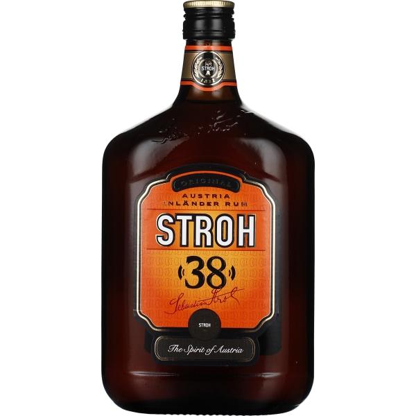 Stroh 38 Rum 70CL
