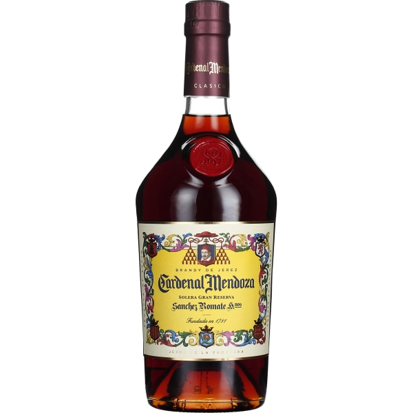 Cardenal Mendoza Brandy 70CL
