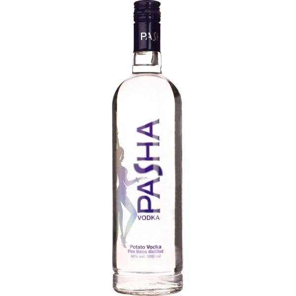 Pasha Premium Potato Vodka 1LTR