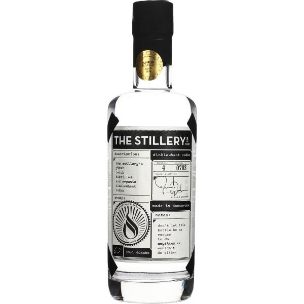 The Stillerys First Spelt Vodka 70CL