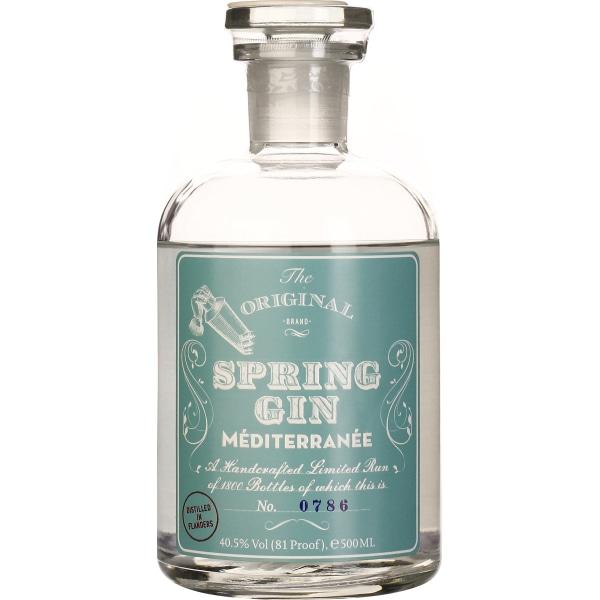 Spring Gin Mediterranean 50CL