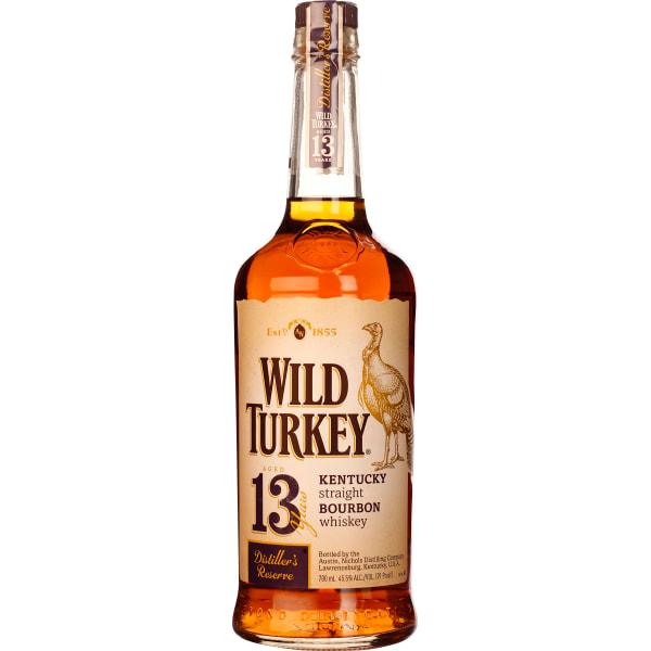 Wild Turkey 13 years Distillers Reserve 70CL