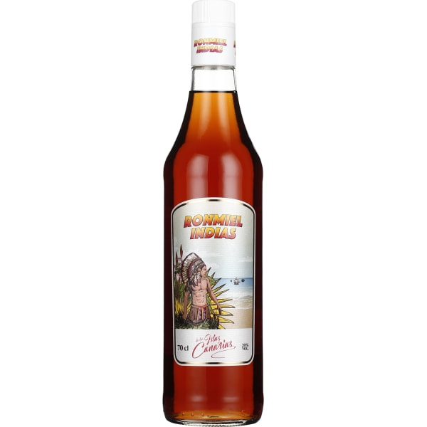 Ron Miel Indias Honingrum 70CL