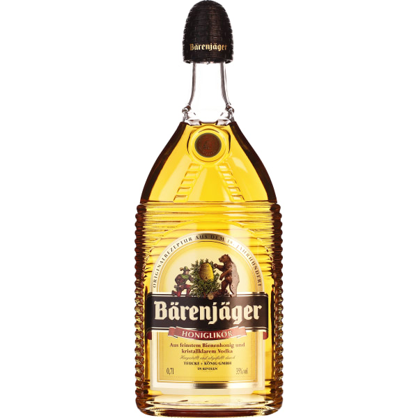 Barenjager Honey Liqueur 70CL