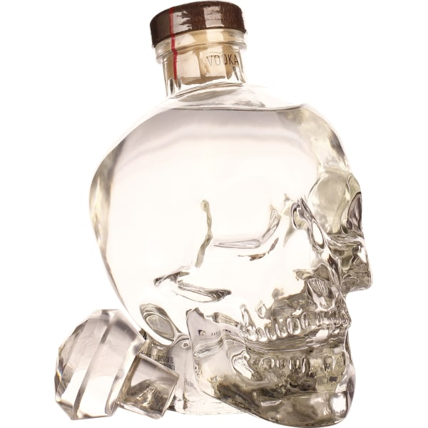 Crystal Head Rolling Stones Edition 70CL