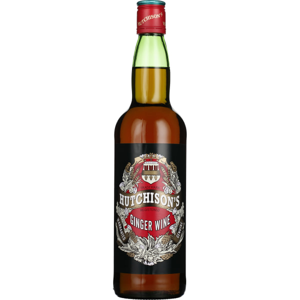 Hutchisons Ginger Wine 70CL