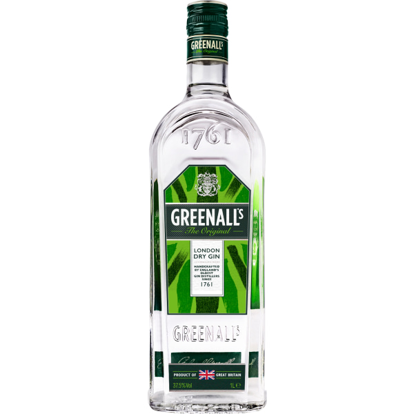 Greenalls Original London Dry Gin 1LTR