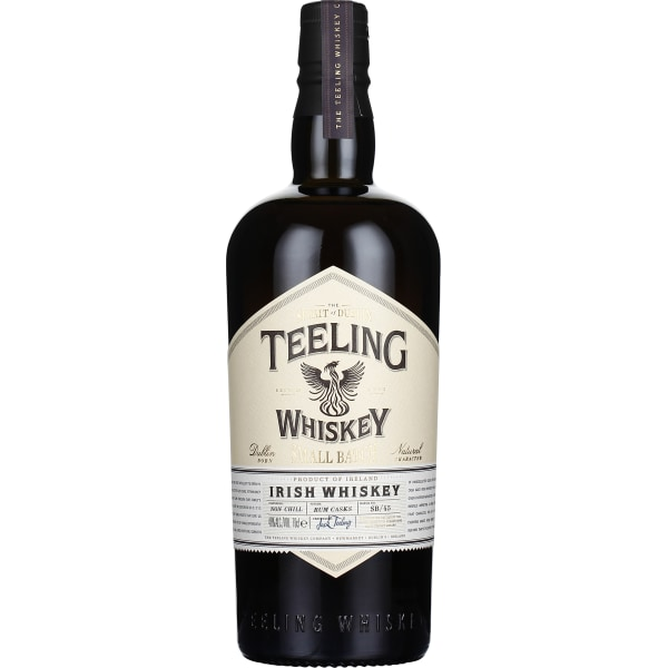 Teeling Small Batch Rum Finish 70CL