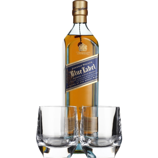 Johnnie Walker Blue Label Giftset 70CL