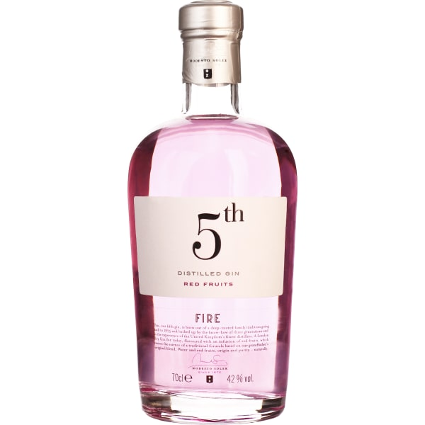 5th Gin Fire 70CL