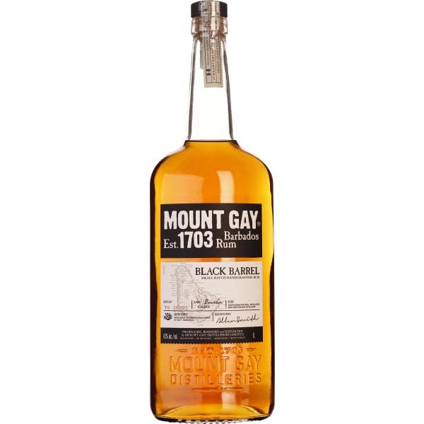Mount Gay Black Barrel 1LTR