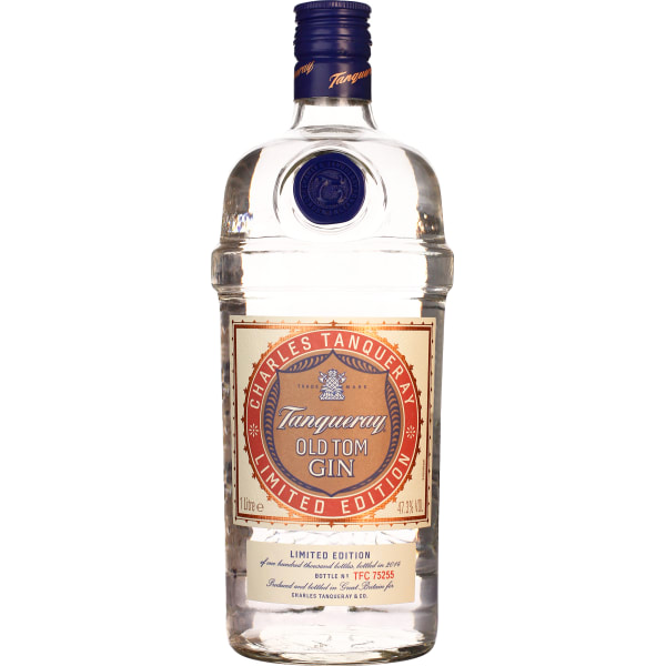 Tanqueray Old Tom Gin 1LTR