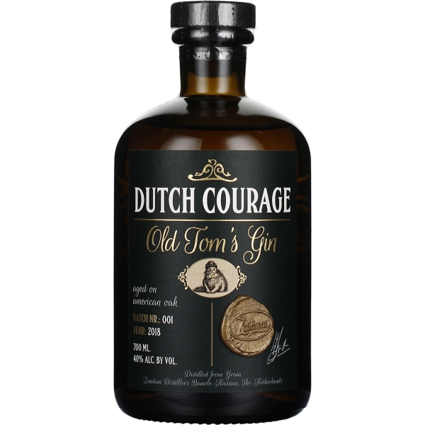 Dutch Courage Old Toms Gin 70CL
