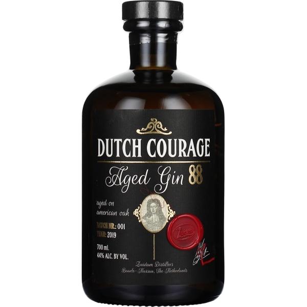 Zuidam Dutch Courage Aged Dry Gin 88 70CL